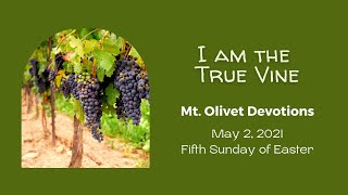 Devotions Easter5 2021May2