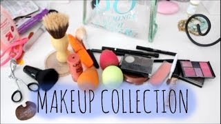 ♥ My Makeup Collection ♥ Thumbnail