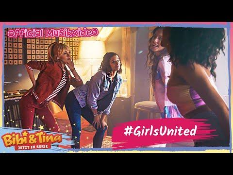 Bibi & Tina - Die Serie - #GirlsUnited   Official MUSIKVIDEO