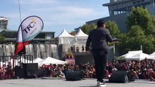 Pistahan Parade 2018 - Martin Nievera & Ginger Conejero Singing 'Ikaw Lang Ang Mamahalin'
