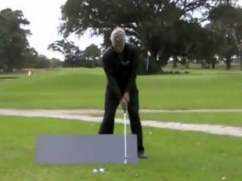 Plane and Position The Back-Swing