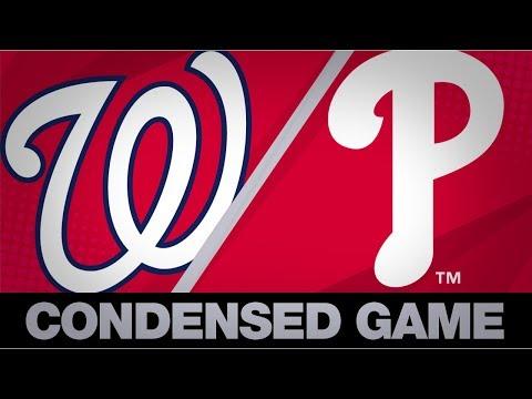 Condensed Game: WSH@PHI - 4/9/19