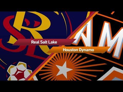 Highlights: Real Salt Lake vs. Houston Dynamo | August 5, 2017