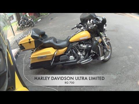 SUNMORI HARLEY DAVIDSON  ULTRA LIMITED 2013 (REVIEW++) Jakarta,INDONESIA