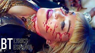 Madonna - God Control (Lyrics + Español) Video Official