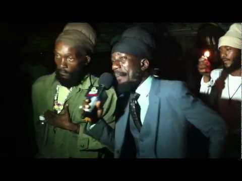 St MARY ME COME FROM WITH SIZZLA KALONJI TRIBUTE TO MARCUS GARVEY 2012