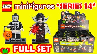 LEGO Minifigures Series 14 Monsters #71010 Full Set