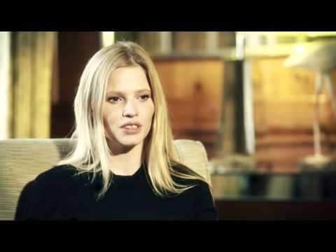 Lara Stone Hot Interview Mercedes SL Sexy Commercial 2012 - CARJAM TV HD 2015