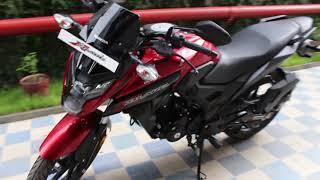 Honda X Blade 2018    Review    Price    walkaround