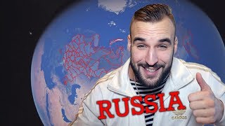 Estonian reacts to Geography Now Russia