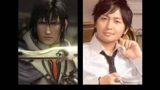Final Fantasy Voice Actors http://www.nicovideo.jp/watch/sm8986705 ...