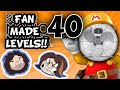 Super Mario Maker: Furious Laughter - PART 40 - Game Grumps