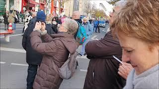 A.M.O.K. PARADE - (Anti-Militaristisches-Oberjubel-K.O.M.I.T.E.E) Berlin 10.11.2019
