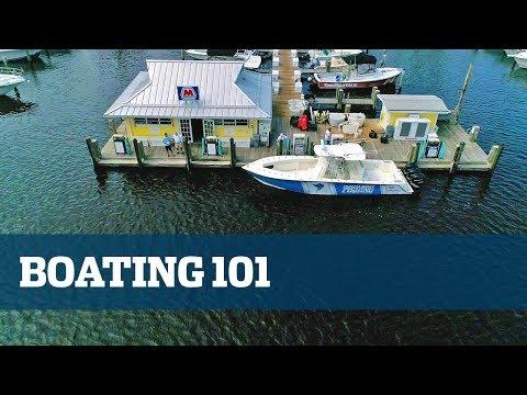 Florida Sport Fishing TV - Boating 101