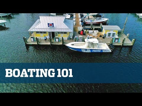 Florida Sport Fishing TV - Boating 101