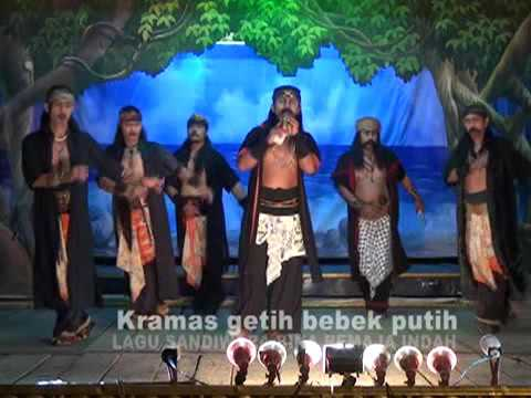 KRAMAS GETIH BEBEK PUTIH | Lagu Terbaru sandiwara BINA REMAJA INDAH