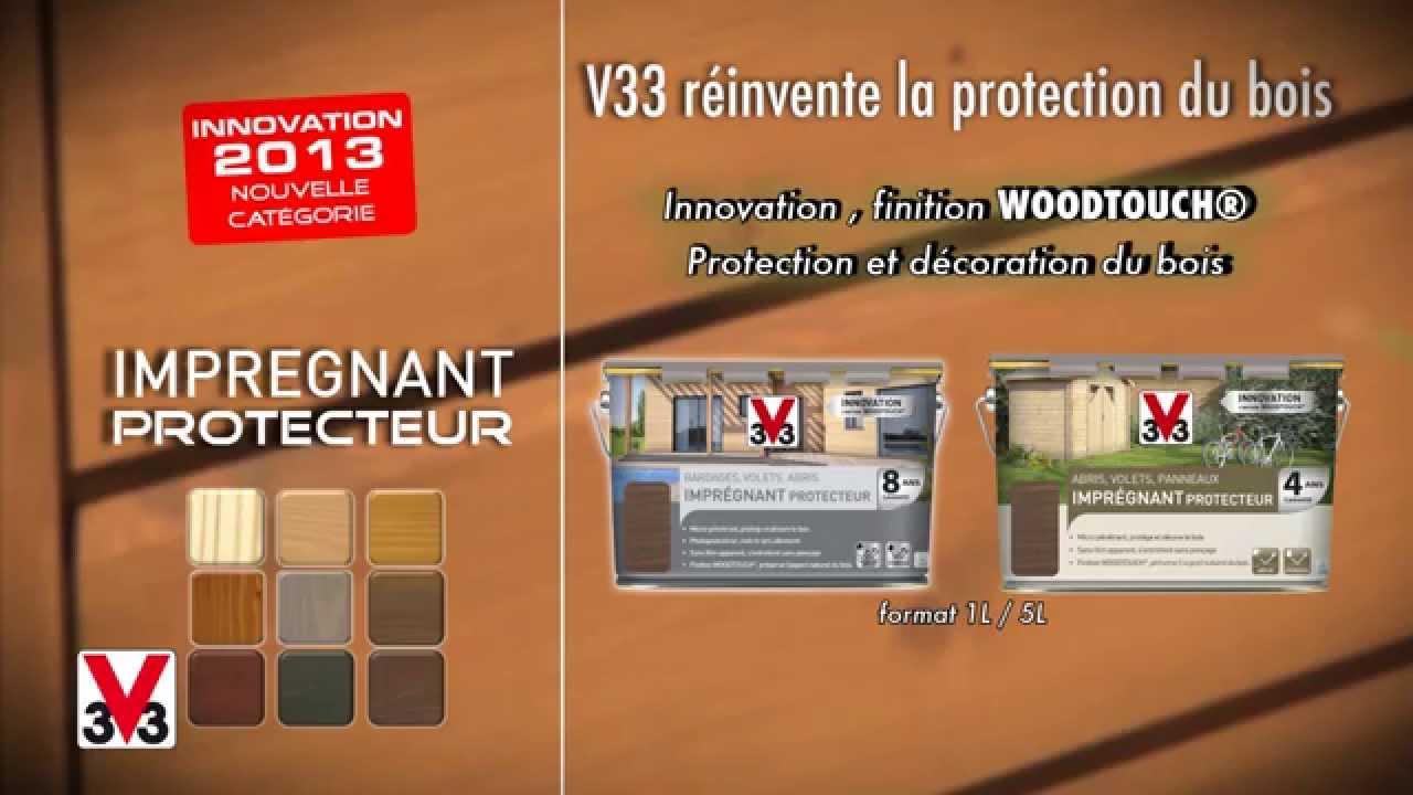 V33 - Impregnant Protecteur - YouTube