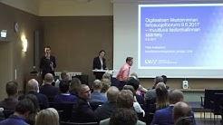Tietosuojafoorumi - Muuttuva tiedonhallinnan sääntely 9.6.2017