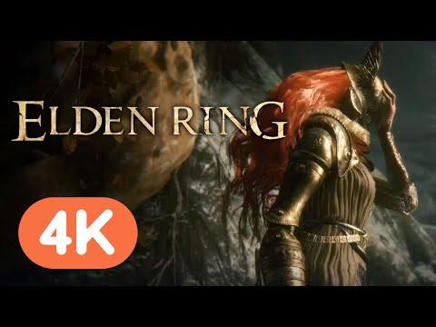 Elden Ring - Official Gameplay Reveal Trailer (4K) | Summer Game Fest 2021