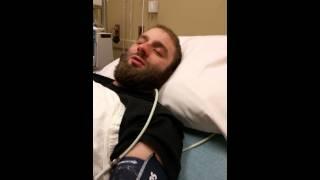 Morphine overdose