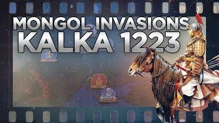mongols expedition of subutai and jebe battle of kalka 1223 documentary