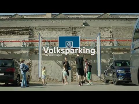 Volksparking: Giving the City Back to Its Inhabitants via DDB Brussels for Volkswagen