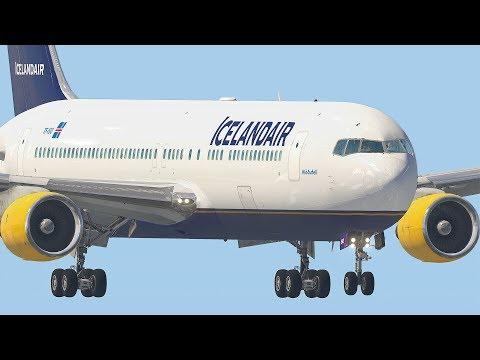 Boeing 767 Pilot Careless Crash Airplane In Airport   X-Plane 11
