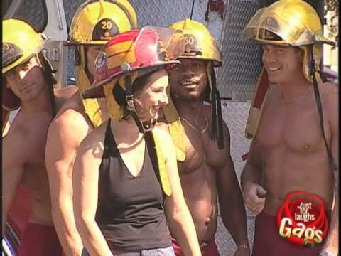 Firefighter Calendar Photo Shoot