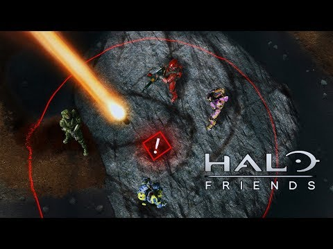 Halo: Reach Friends (Sword Hut Edition) (Reach campaign + H5 customs)