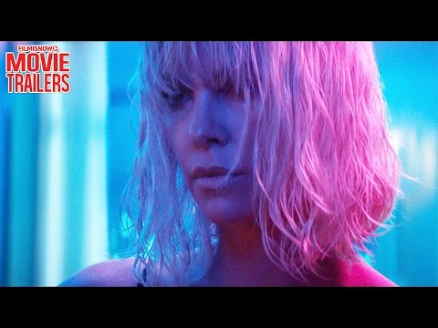 Atomic Blonde - Charlize Theron kicks ass in new red band trailer