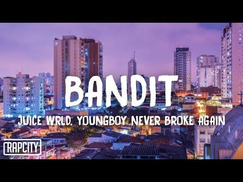 Juice WRLD - Bandit ft. NBA Youngboy (Lyrics)