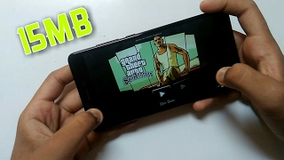 [15Mb]How To Download GTA San Andreas For Android Just In 15MB Highly Compressed!