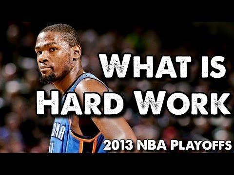 NBA – What Is Hard Work? (Basketball Motivation)