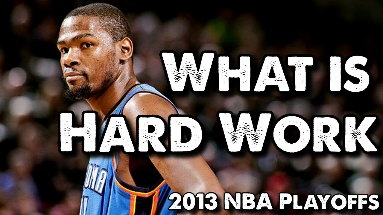 What Is Hard Work? (Basketball Motivation)