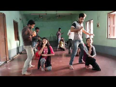 Bin Tere sanam- Group dance choreography.Roky