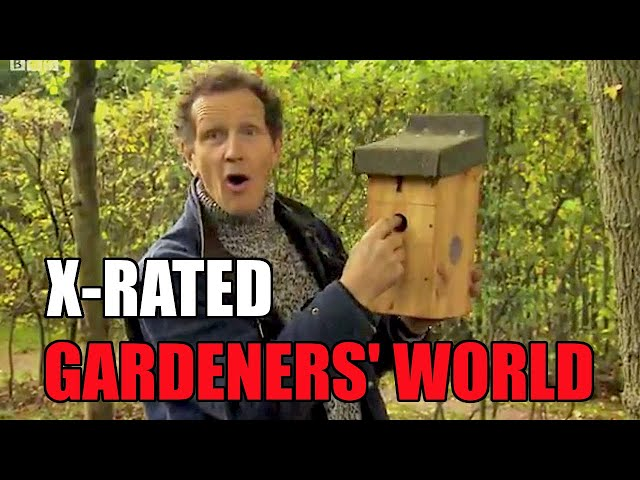 X-Rated Gardeners' World