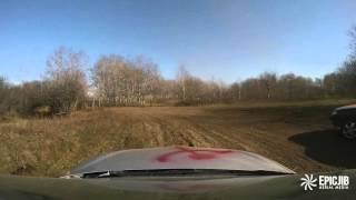 Extreme Pasture Car Racing Saskatchewan Style
