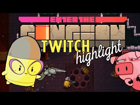 Enter the Gungeon Twitch Highlight - Shifty Pig
