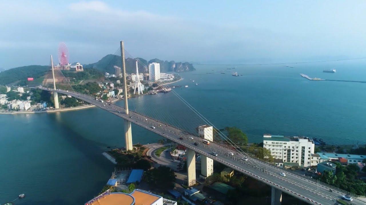 Hạ Long hướng tới thành phố biển du lịch văn minh