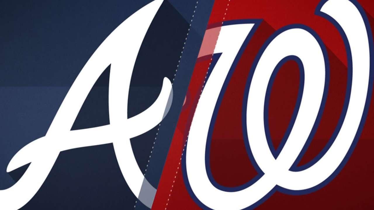 Albies, Sanchez lead Braves to 2-1 win over Mets