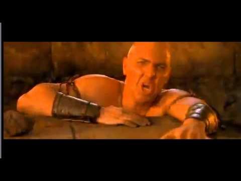 muerte de imhotep la momia 2