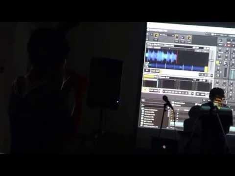 클라모노 클라모노 Clamono - Beat Generation (feat. 기치 gichii) @ 원픽셀 오프라인 1px Offline 2015 08 15