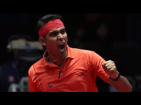 India Open: Sharath Kamal beat Paul Drinkhall to reach the semis