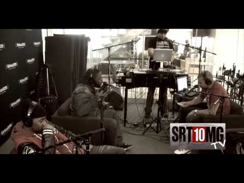 Riq Bubz Freestyle On DJ Envy's Sirius Radio Show [User Submitted]