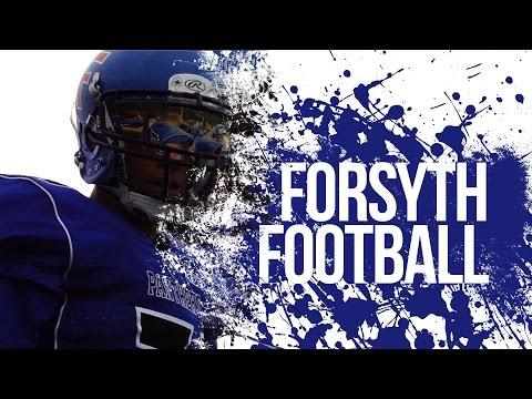 "Forsyth High School Football Hype   ""Centuries""   HD"