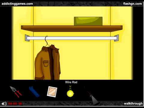 Escape The Closet Walkthrough Youtube