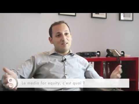 Stéphane Boukris parle du Media For Equity