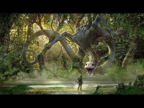 《骷髅岛》中的怪兽大起底,这几个被你忽略的怪兽其实大有来头