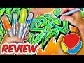 MTN Water Based Paint Marker REVIEW - SIVE