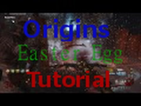 Origins Easter Egg With Gameplay (Part 2) // Easter Egg Tutorial